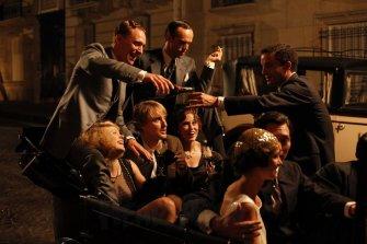 Midnight-Paris
