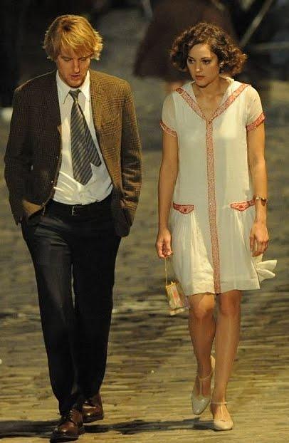 Owen Wilson and Marion Cotillard - Midnight in Paris